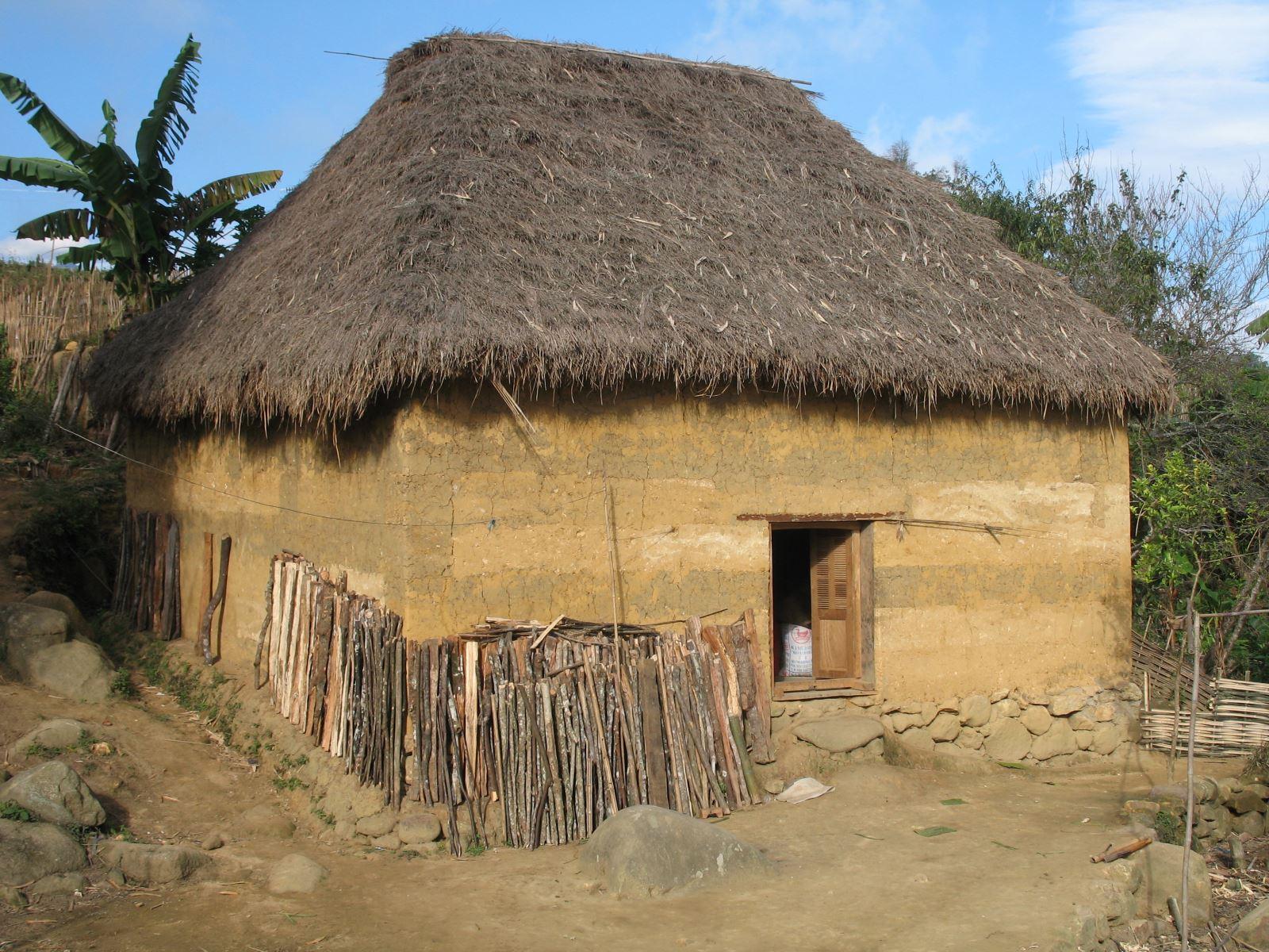 Kiến trúc dân tộc vùng núi phía Bắc 8