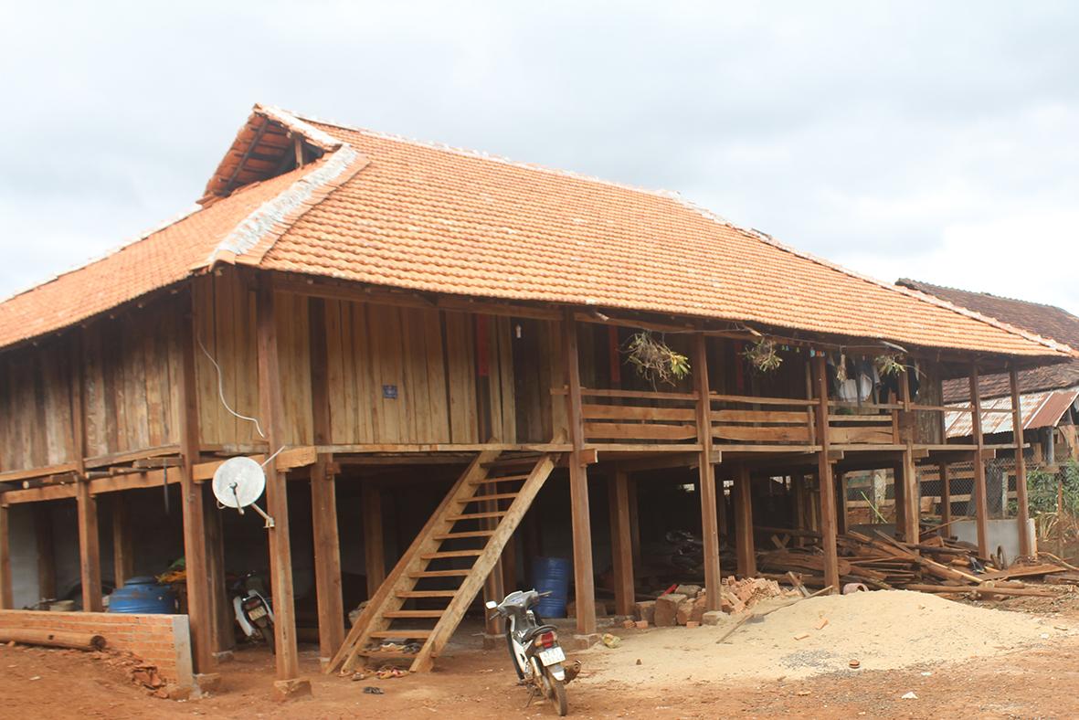 Kiến trúc dân tộc vùng núi phía Bắc 38