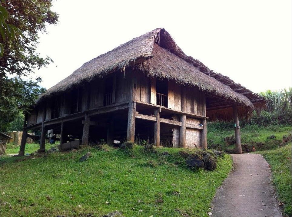 Kiến trúc dân tộc vùng núi phía Bắc 26