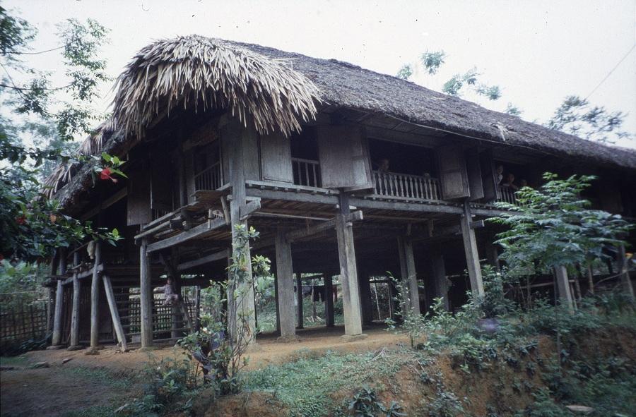 Kiến trúc dân tộc vùng núi phía Bắc 17