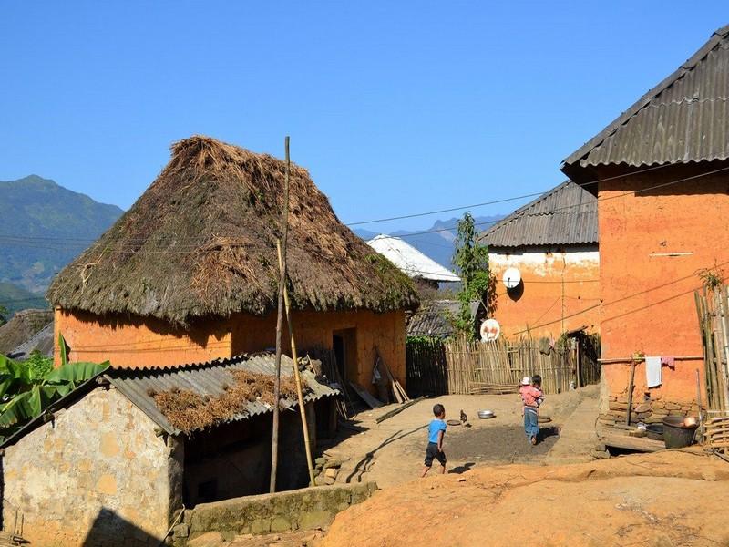 Kiến trúc dân tộc vùng núi phía Bắc 2