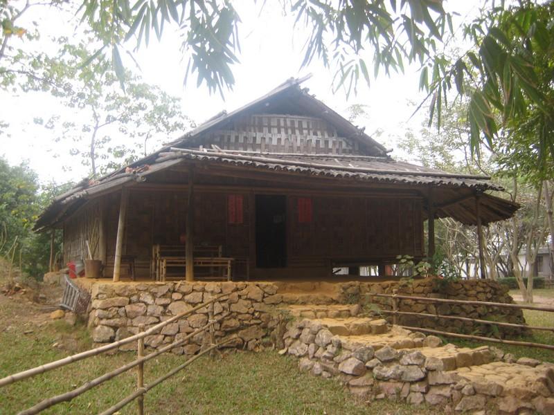 Kiến trúc dân tộc vùng núi phía Bắc 32