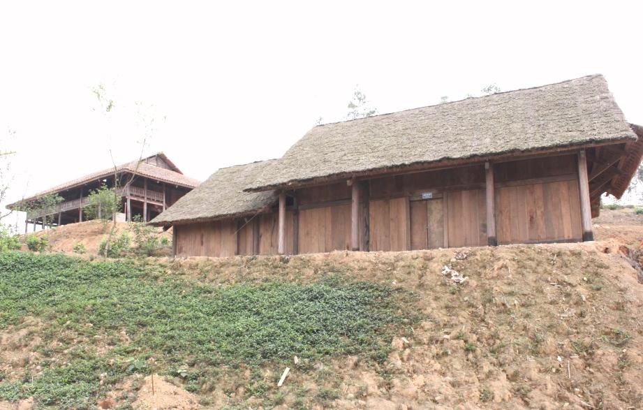 Kiến trúc dân tộc vùng núi phía Bắc 34