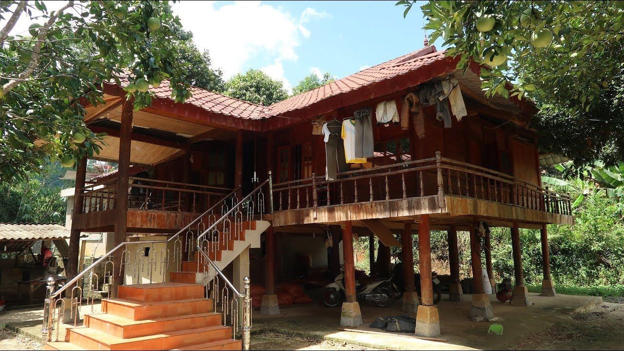 Kiến trúc dân tộc vùng núi phía Bắc 20