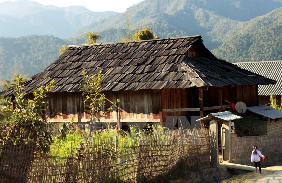 Kiến trúc dân tộc vùng núi phía Bắc 19