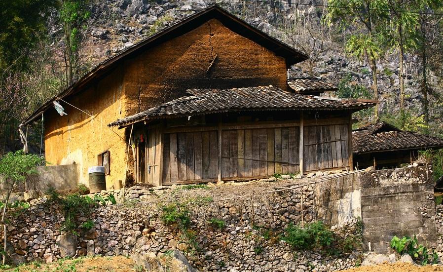 Kiến trúc dân tộc vùng núi phía Bắc 1