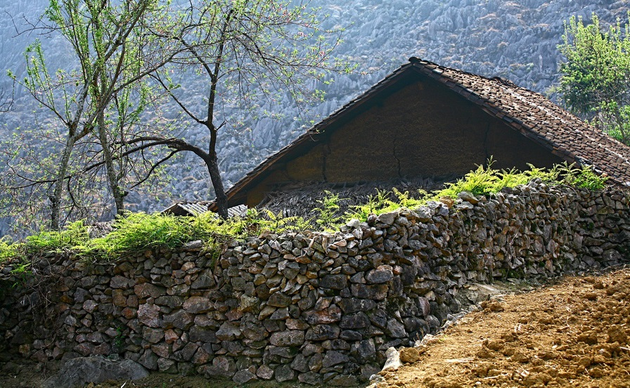 Kiến trúc dân tộc vùng núi phía Bắc 5