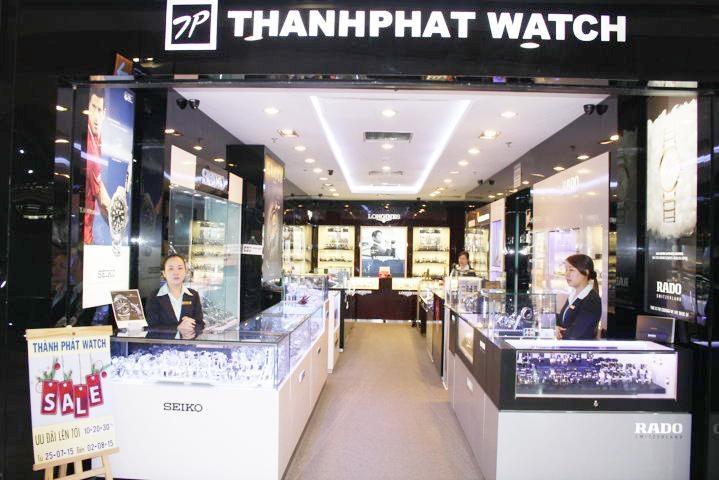 Các shop đồng hồ nam chính hãng tại thành phố Hồ Chí Minh 3