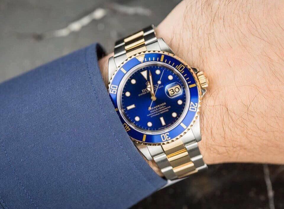 đồng hồ nam cao cấp 1