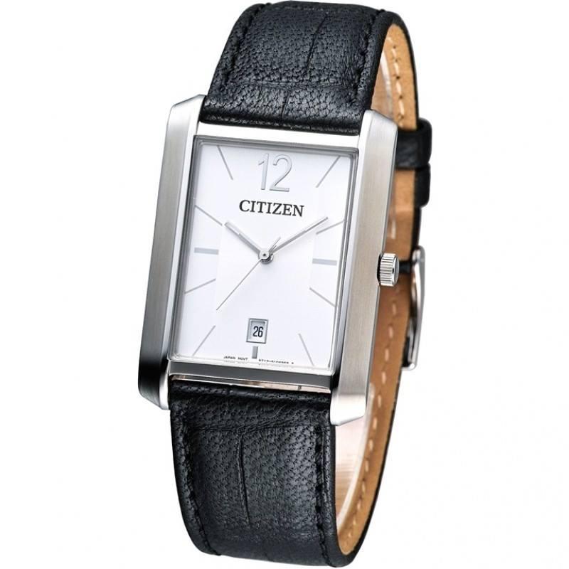 Đồng hồ nam hình chữ nhật 3