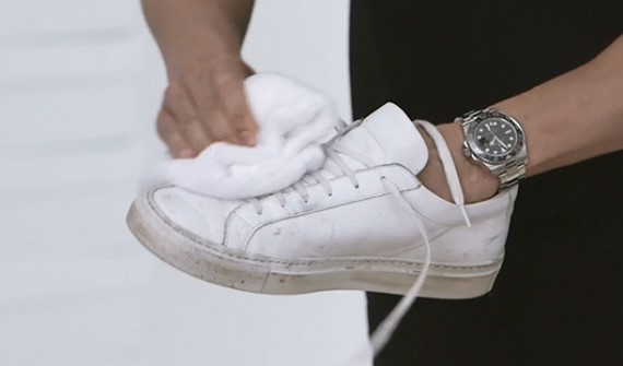 Giày sneaker nam trắng 3
