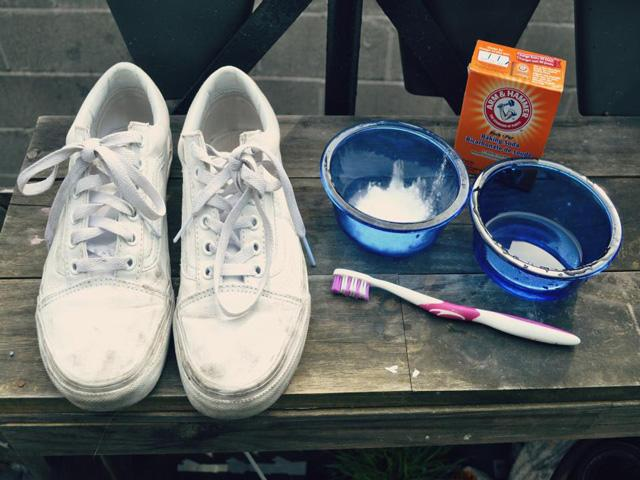 Giày sneaker nam trắng 2