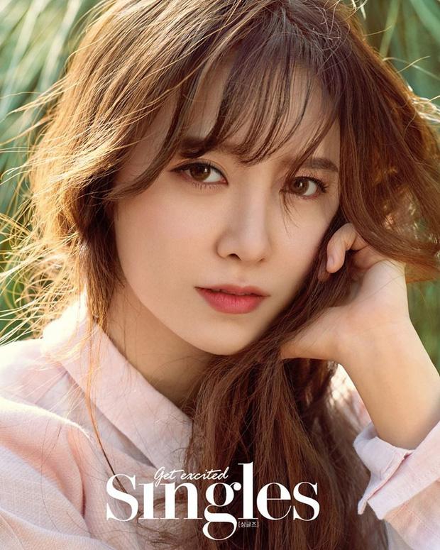 Goo Hye Sun ngầm tuyên bố giải nghệ sau lùm xùm ly hôn với Ahn Jae Hyun, cả xứ Hàn bàng hoàng và bất ngờ