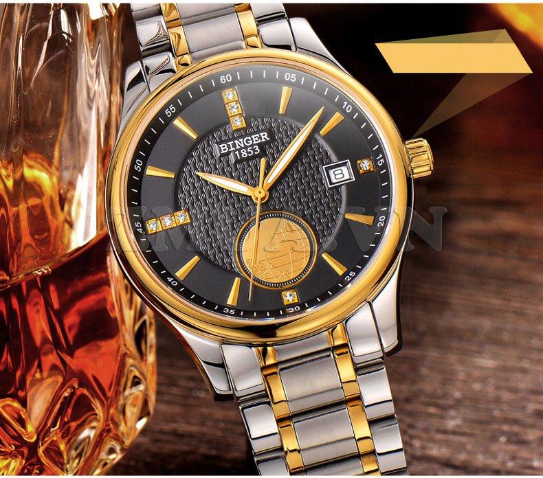 đồng hồ nam xịn 1