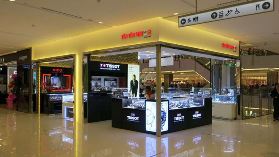 Các shop đồng hồ nam chính hãng tại thành phố Hồ Chí Minh 1