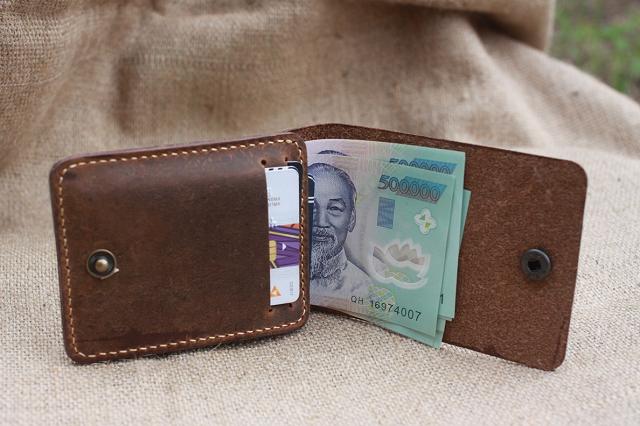 Top 3 mẫu ví nam mini nhỏ gọn dành cho phái mạnh