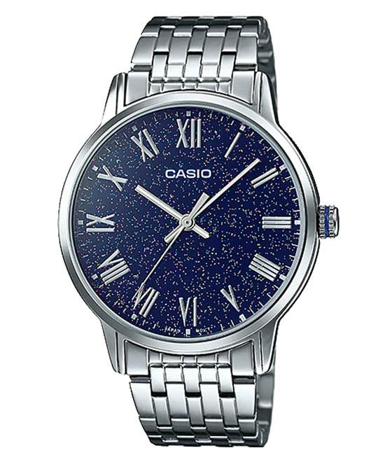 Đồng hồ nam dây kim loại 1