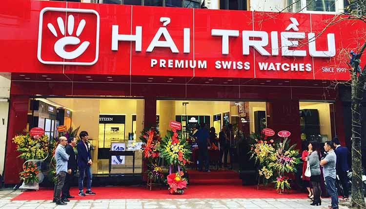 Các shop đồng hồ nam chính hãng tại thành phố Hồ Chí Minh 2