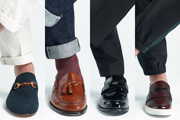 Giày không dây