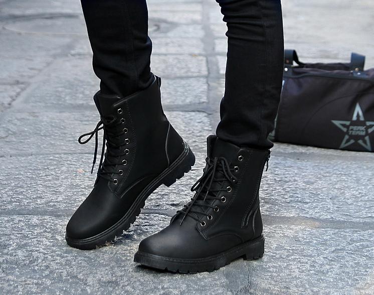 giày nam mới 4