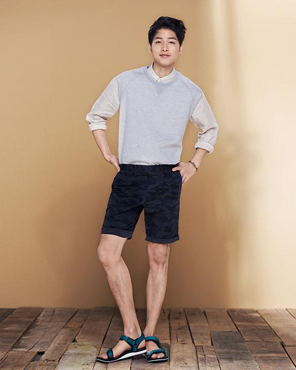giày sandal nam Hàn Quốc
