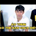 Bạn đã thực sự hiểu hết về áo thun? | Celeb Vlog