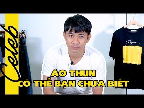 Bạn đã thực sự hiểu hết về áo thun?   Celeb Vlog
