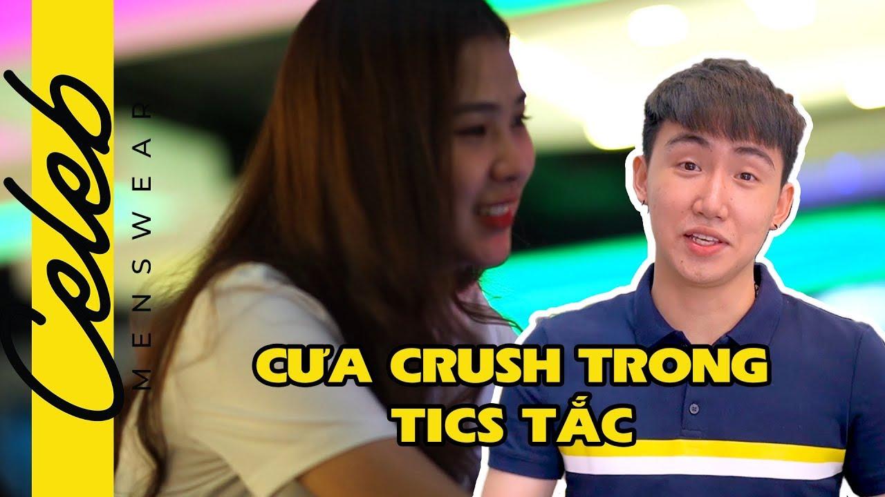 Cách cưa đổ crush trong tíc tắc | Celeb Vlog