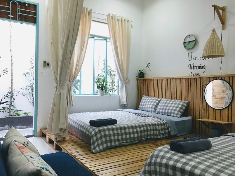 Danh sách các homestay Nha Trang view đẹp, độc lạ giá lại tốt 12