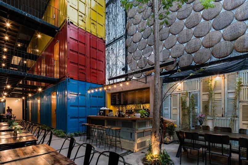 Danh sách các homestay Nha Trang view đẹp, độc lạ giá lại tốt 8