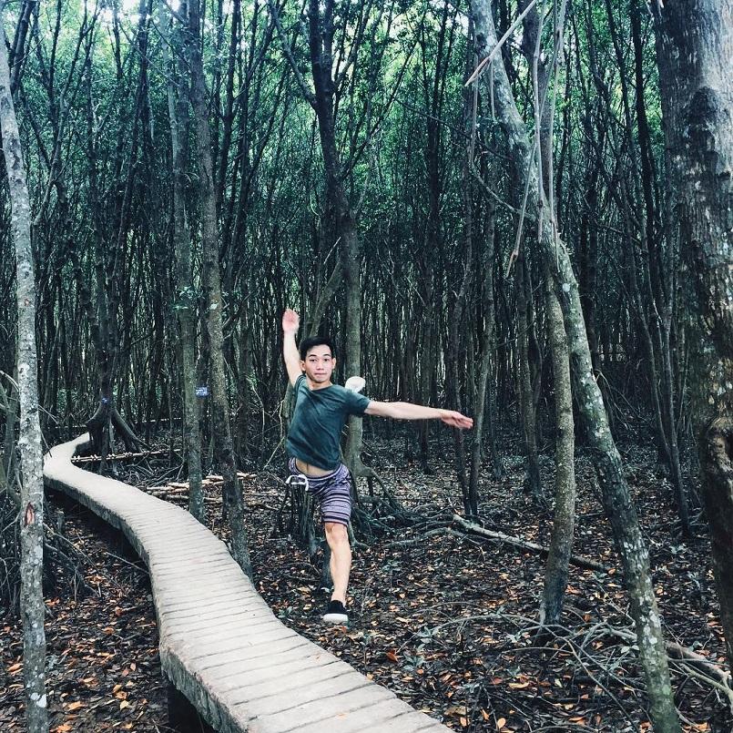 Kinh nghiệm du lịch trọn vẹn rừng U Minh Hạ ở Cà Mau 6