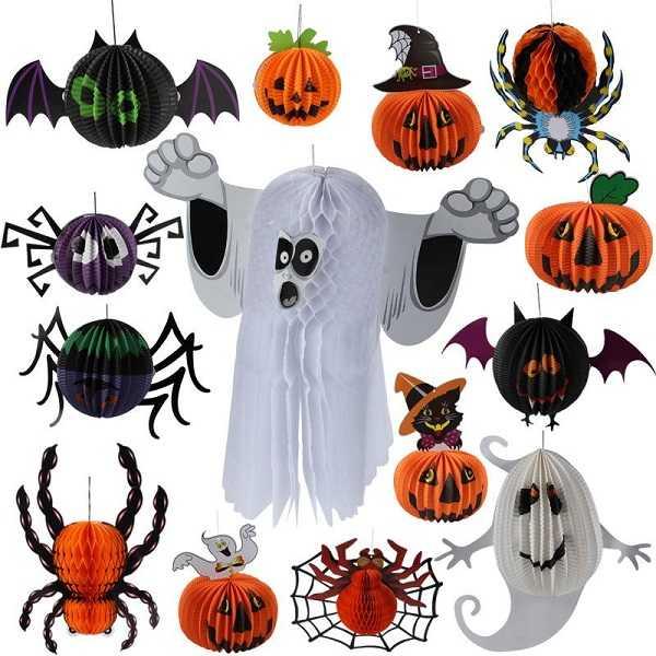 trang trí halloween 3