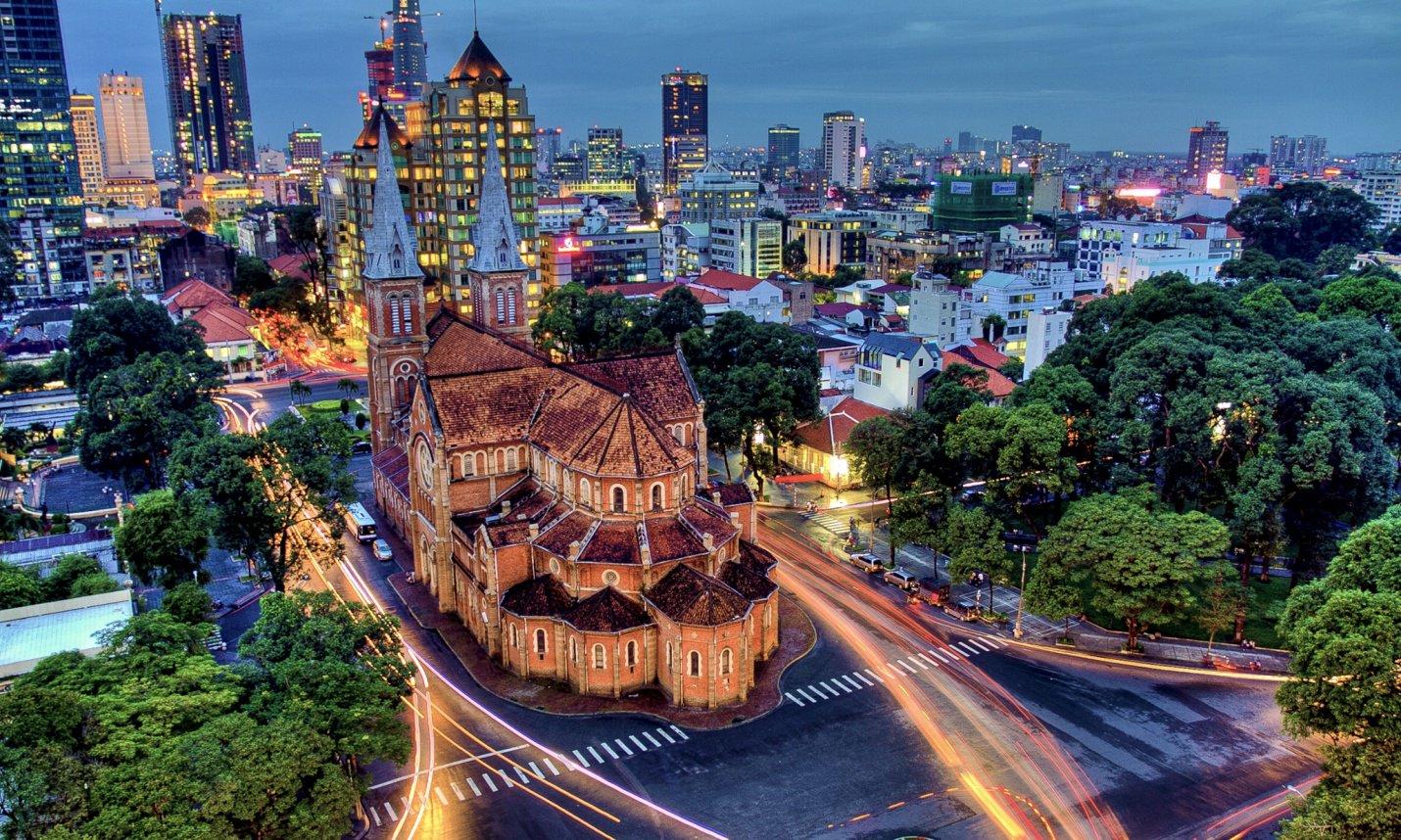 TOP các địa điểm du lịch Sài Gòn nhất định không được bỏ qua