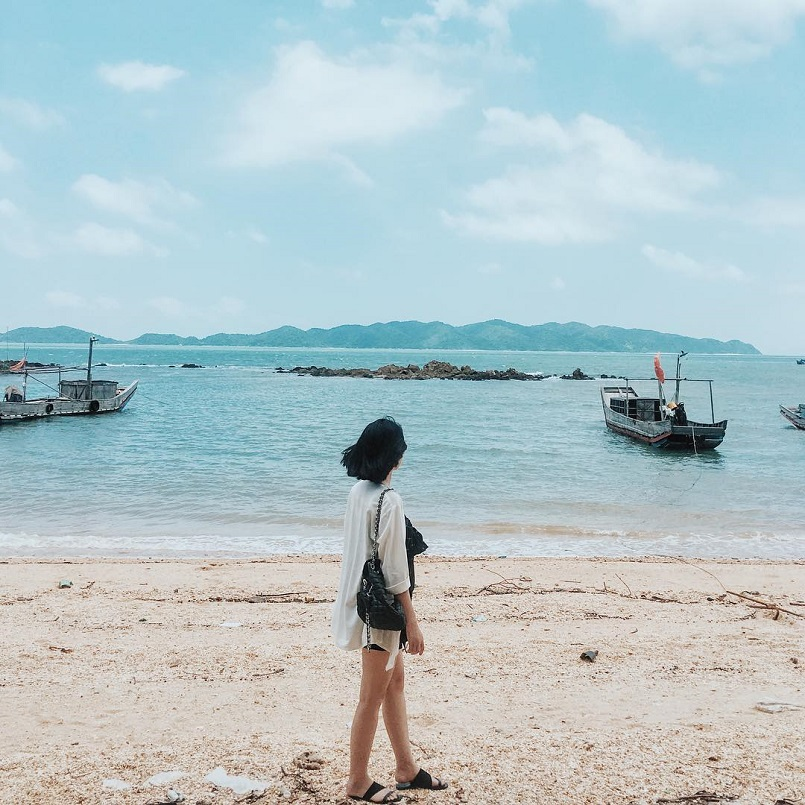 Tất cả mọi kinh nghiệm về du lịch đảo Cái Chiên – Quảng Ninh 11