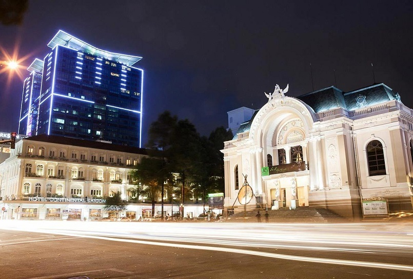TOP các địa điểm du lịch Sài Gòn nhất định không được bỏ qua 5
