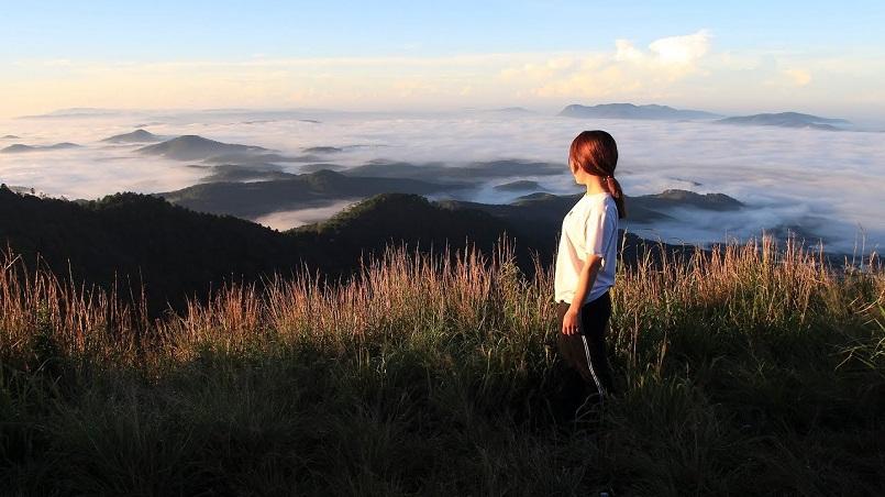 Trekking Langbiang - Thử sức chuyến leo núi săn mây cực đã cùng Celeb 22