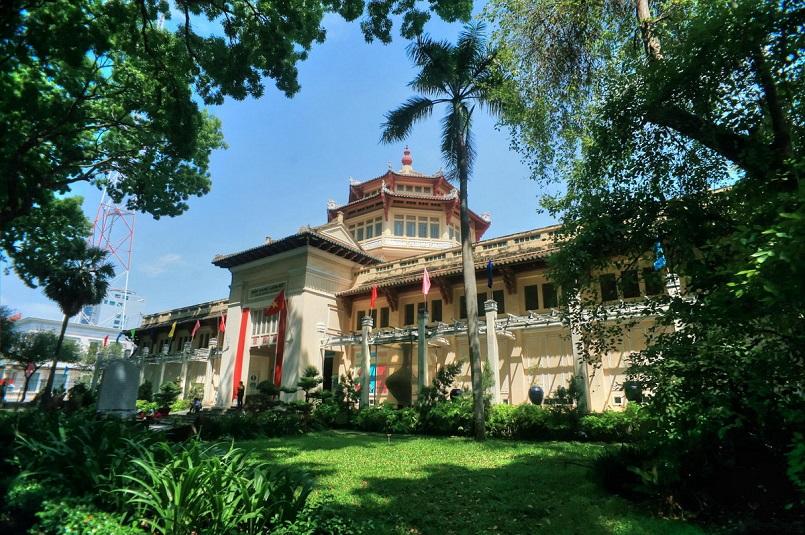 TOP các địa điểm du lịch Sài Gòn nhất định không được bỏ qua 2