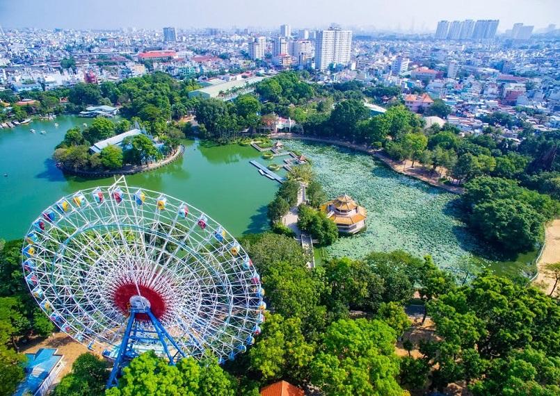 TOP các địa điểm du lịch Sài Gòn nhất định không được bỏ qua 22