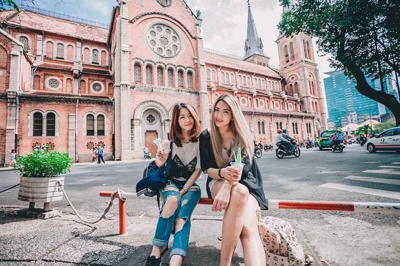 Sài Gòn và 20+ điểm sống ảo đầy khí chất 2