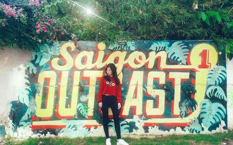 Sài Gòn và 20+ điểm sống ảo đầy khí chất 13