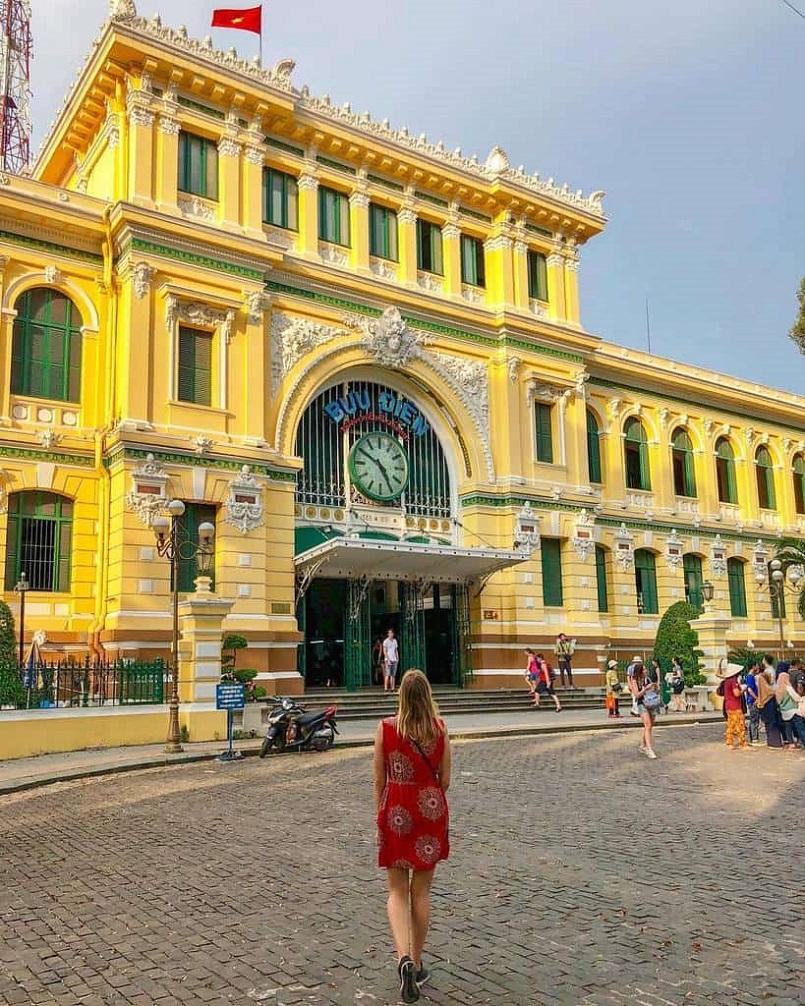 Sài Gòn và 20+ điểm sống ảo đầy khí chất 3