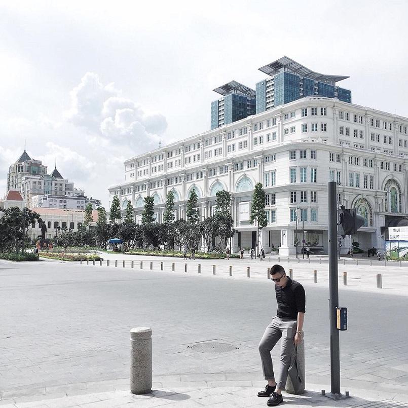 Sài Gòn và 20+ điểm sống ảo đầy khí chất 18