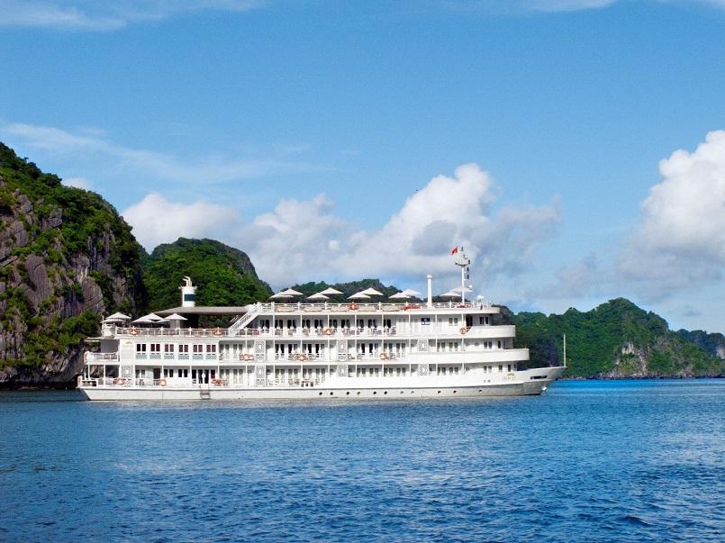 Kinh nghiệm du lịch bằng du thuyền và Top những du thuyền đẹp nhất tại Hạ Long 19