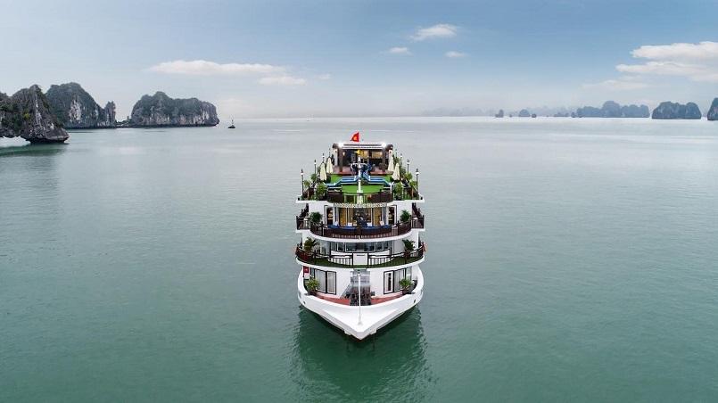 Kinh nghiệm du lịch bằng du thuyền và Top những du thuyền đẹp nhất tại Hạ Long 22