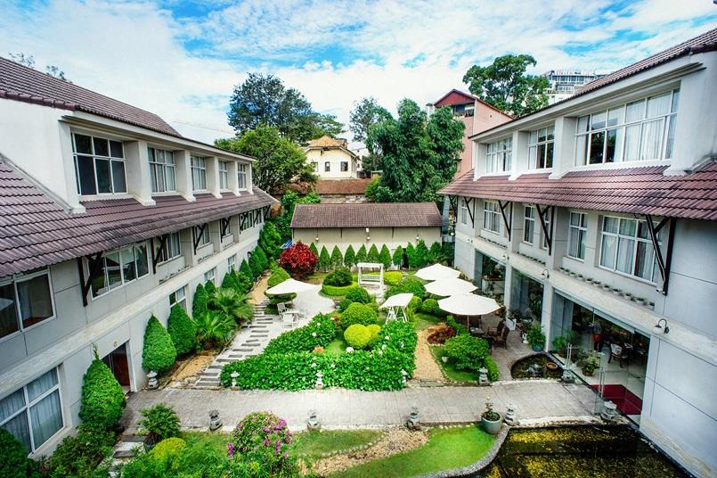 17+ khách sạn, resort Đà Lạt đẹp khó cưỡng nhất định phải thử một lần 17