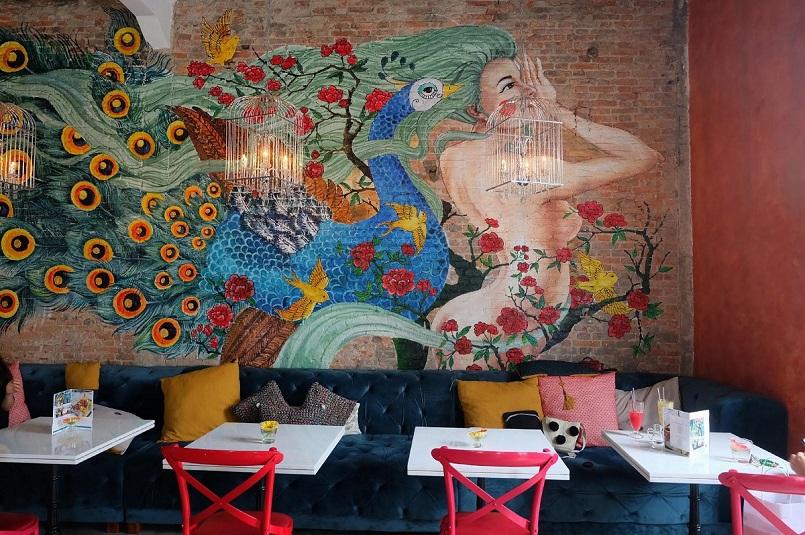 21+ quán Cafe Sài Gòn đẹp không góc chết, đồ uống ngon, check in mỏi tay 21