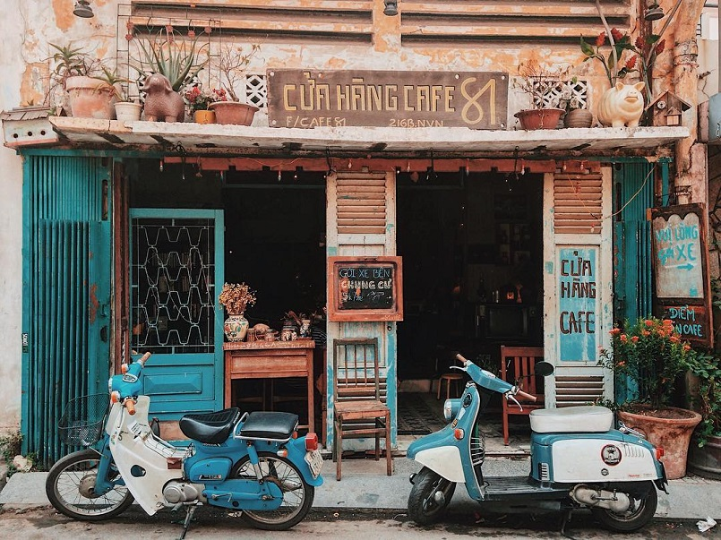 21+ quán Cafe Sài Gòn đẹp không góc chết, đồ uống ngon, check in mỏi tay 3