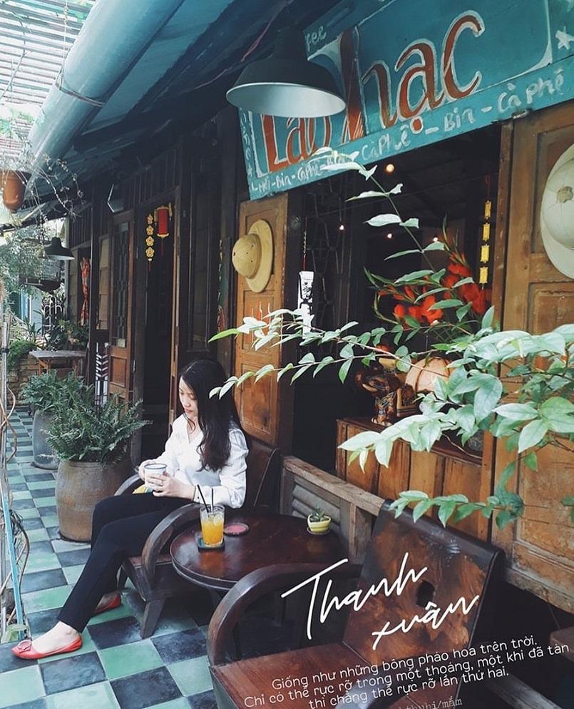 21+ quán Cafe Sài Gòn đẹp không góc chết, đồ uống ngon, check in mỏi tay 5