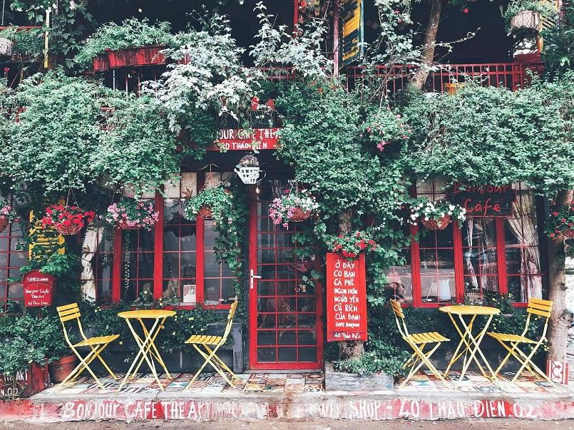 21+ quán Cafe Sài Gòn đẹp không góc chết, đồ uống ngon, check in mỏi tay 7