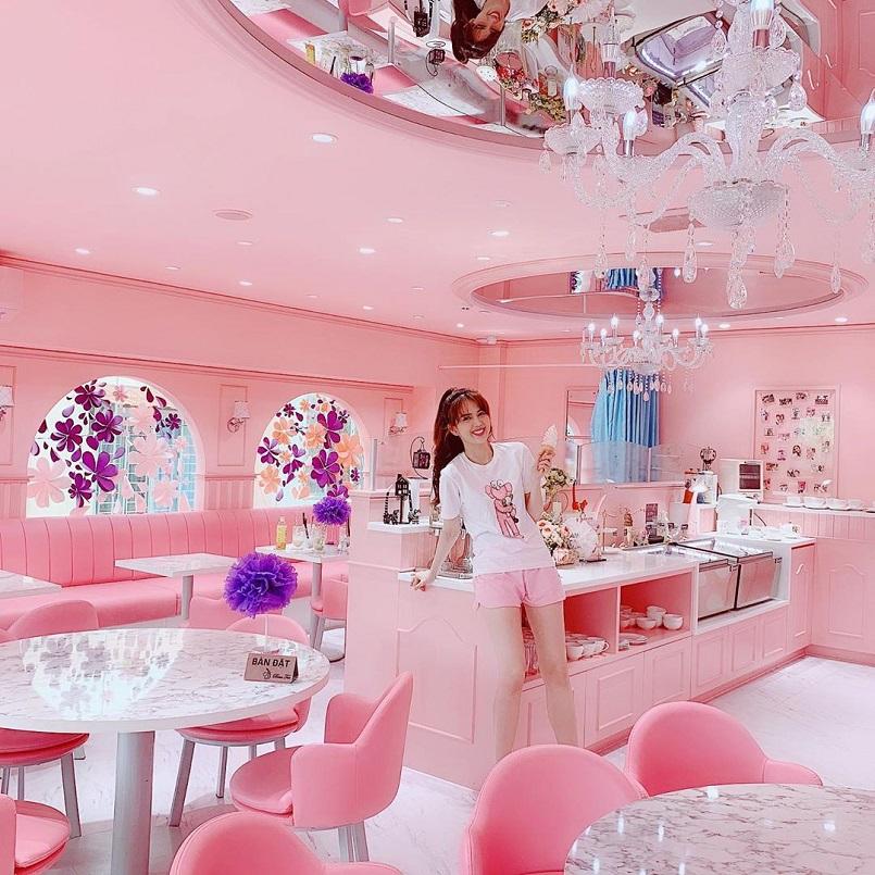 21+ quán Cafe Sài Gòn đẹp không góc chết, đồ uống ngon, check in mỏi tay 19